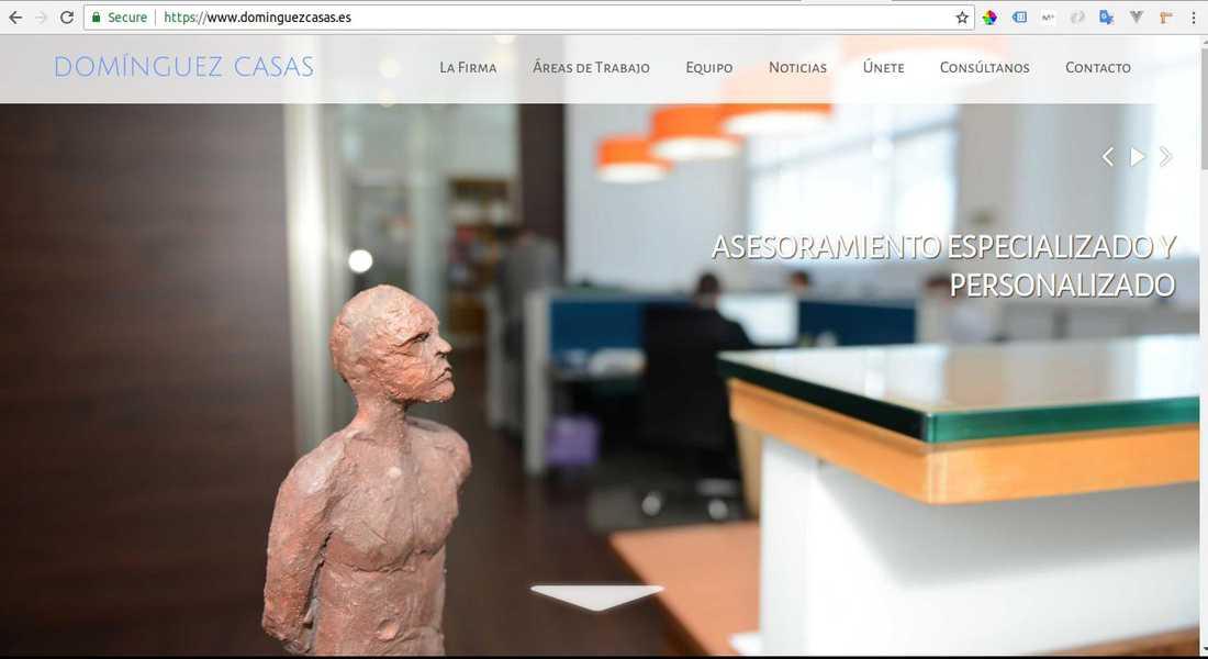Te Presentamos Nuestra Nueva Página Web